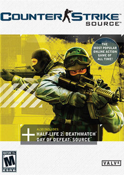 Counter-Strike: Source is a remake of Counter-Strike, and retains its team-based objective-oriented first-person shooter style gameplay. The aim of playing a map is to accomplish a maps objective: defusing the bomb, rescuing all hostages,
