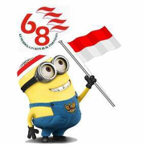 Dirgahayu Indonesiaku... I Love Indonesia...