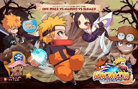 yuk cobain game anime ninja seru yang gak kuras quota banyak!!! http://www.ninjakita.com/