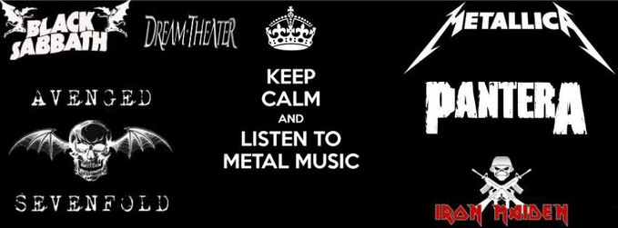 top Heavy Metal band ......
