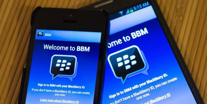 """WOW BBM For Android & iPhone """"Gratis"""""""