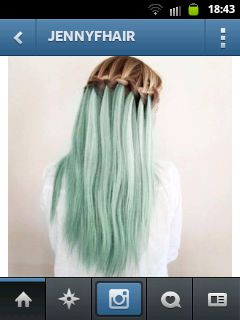 perfect hair model and perfect colour.. WOW!!!
