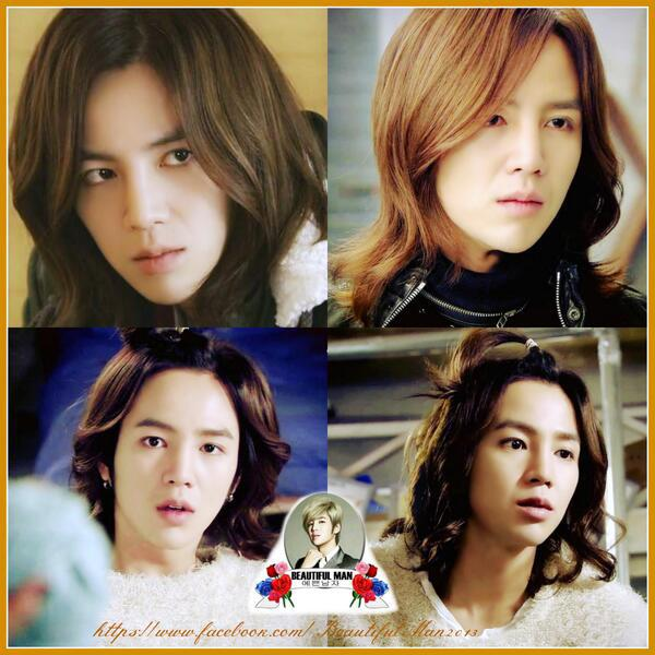 Few hours left our JKS will soon cut his hair. Who among u will miss his long, curly & shiny hair?