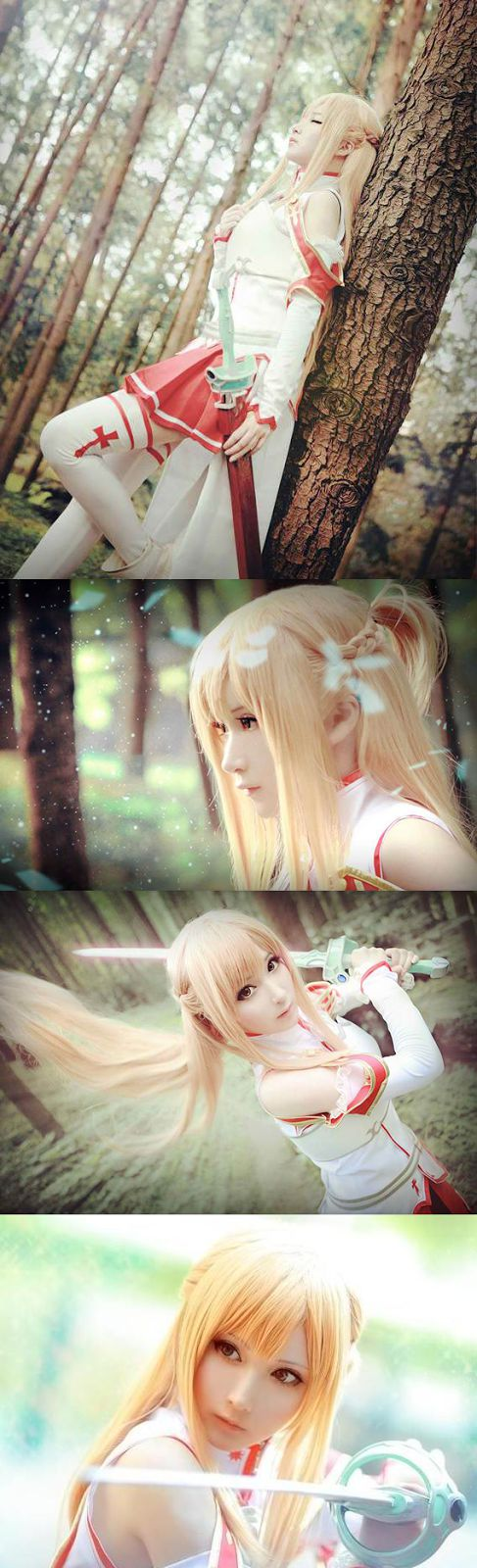 best cosplay asuna wow