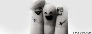 best friend finger,yang setuju WOW