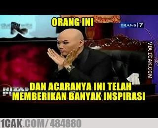 meme 1cak-For Fun Only ( Orang Ini :) )
