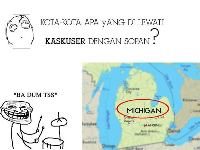 MICHIGAN :3
