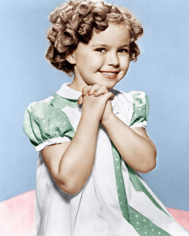 Shirley Temple, Mantan Artis Cilik Legendaris Meninggal Dunia http://ow.ly/txhxH