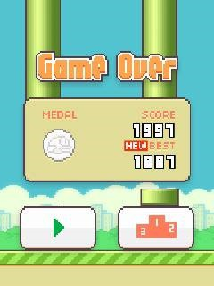 [Flappy Bird] WOOW ga tuh??