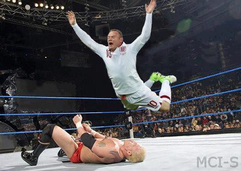 Rooney main Smackdown... WOW Please :D