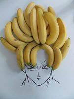 [dragon ball] rambut pisang kasih wow ga???
