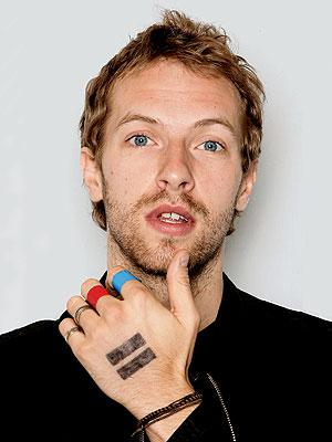 Im not getting drunk, not consuming some narcotics, and not smoking. - Chris Martin (Coldplay)