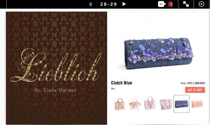 LIEBLICH exclusively featured in www.shoppingmagz.com see more at: http://lieblichbags.com #fashion #bag #batik #clutchbag #shoulderbag #totebag #wallet