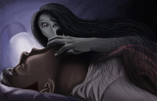 Sleep Paralysis (Ketindihan)