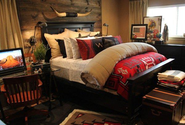 rustic bedroom ideas images