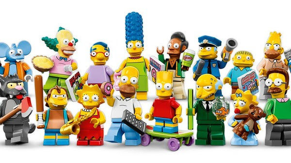 Legos Latest Simpsons Minifigures Are Diddly-Delightful
