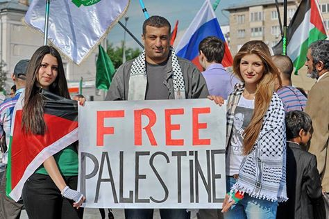 Free Palestine from Rusia