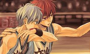 Akashi and Kuroko fans? Wow please