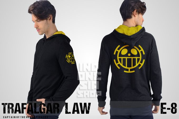 One piece - Jacket Trafalgar law , Jaket sang doctor