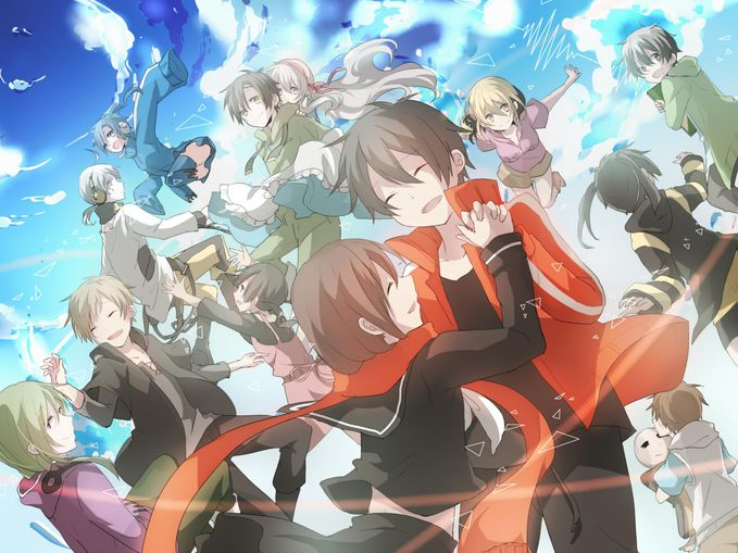 List Lagu Kagerou Project