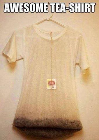 This is Tea-Shirt, not T-Sh*t.. :D :D