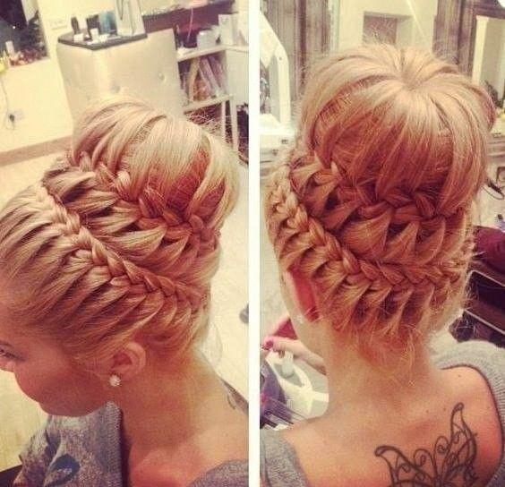 ada yang tahu cara menghias rambut seperti in???? silahkan di cek caranya