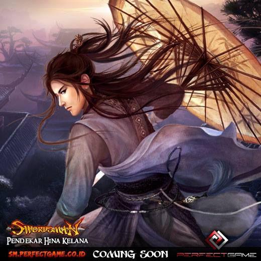 WoWWwwwwWWW !!! Swordsman Online , MMORPG action martial-arts akan segera hadir di Indonesia. Website resmi http://sm.perfectgame.co.id/ Ikuti info di fancebook https://www.facebook.com/SwordsmanOnline
