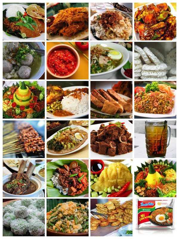 20 Authentic & Traditional Indonesian Foods You Should Eat