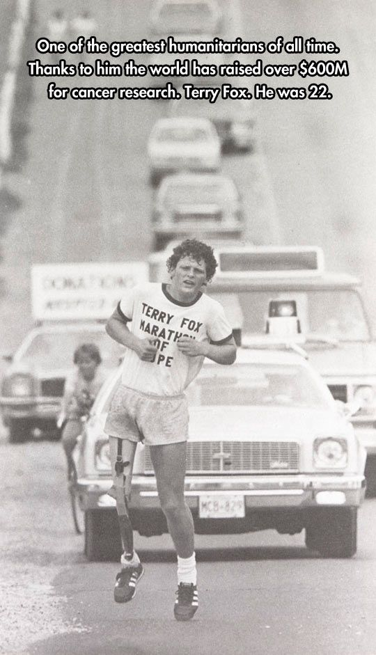 The One & Only : Terry Fox!