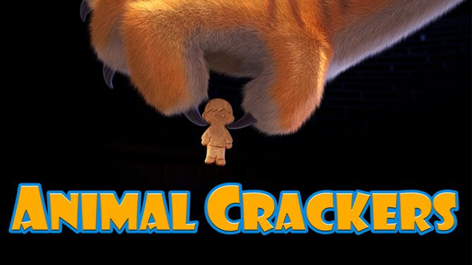 Animal Crackers (2016) - Animasi Sinopsis: Sekeluarga menemukan dunianya terbalik setelah mereka memakan kue berbentuk binatang, Animal Crackers. Bintang: Sylvester Stallone & Ian McKellen Selengkapnya http://movie.co.id/animal-crackers/