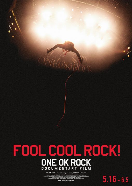Fool Cool Rock! One Ok Rock Documentary Film (2014) - Dokumenter, Music Sinopsis: Dokumenter konser panggung One Ok Rock di Eropa dan Asia Selengkapnya http://movie.co.id/fool-cool-rock-one-ok-rock-documentary-film/