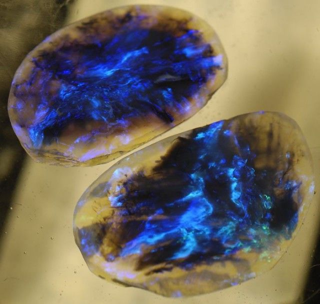 Black Opal Lightning Ridge