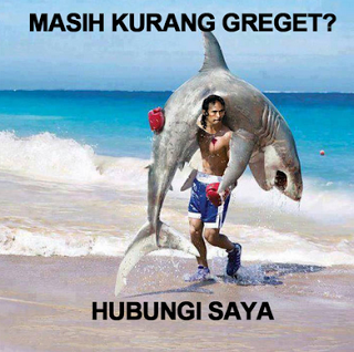 MEME BIAR GREGET MAD DOG