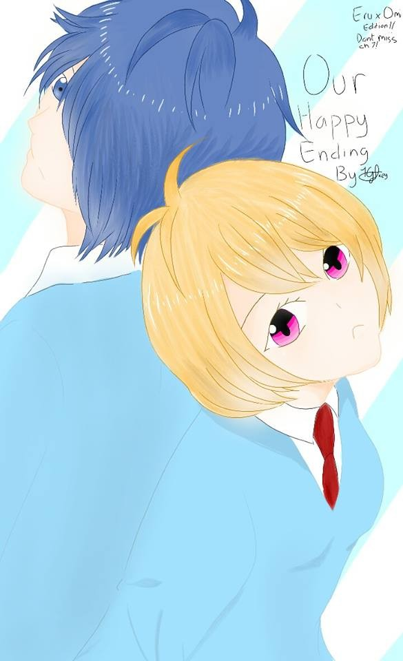 Our Happy Ending ch 7 - EruMi(EruxOmi) edition ! Dont Miss Ch 7!