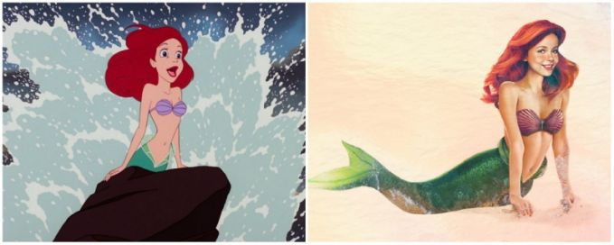 Ariel, 'The Little Mermaid'