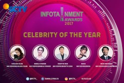 Nominasi Infotainment Awards 2017