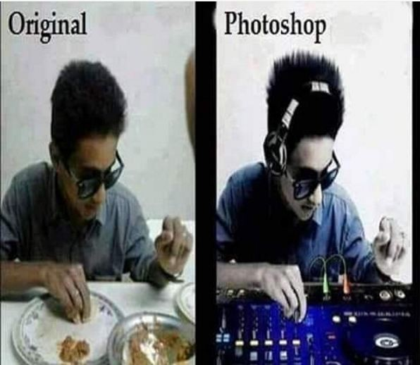 Photoshop punya cerita nih.