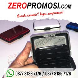 WOW Keren!!! Name Card Box Plastik Promosi – Souvenir Promosi Termurah