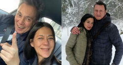 13 Foto Pasangan Artis Hasil Aplikasi Wajah Tua, Romantis Sampai Keriput