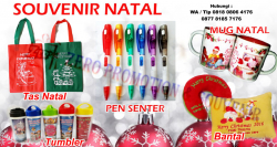 Video Ide souvenir natal murah