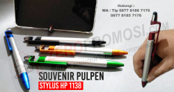 Jual Touch Screen 2in1 Pen Stylus for Smartphone 1138