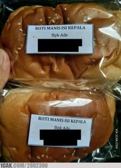 9 Merk Roti yang Isinya Bikin Heran